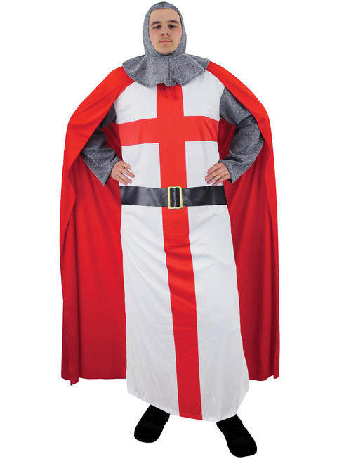 Men's St George Knight Costume