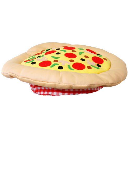 Novelty Pizza Hat