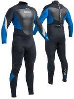 Gul Response 4/3mm BS Mens Steamer Wetsuit
