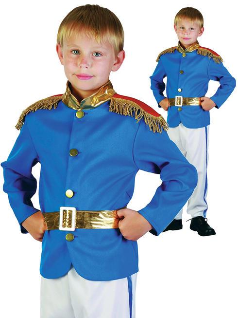 Boys Royal Prince Costume