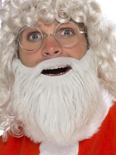 Adult's Santa Pearl Beard