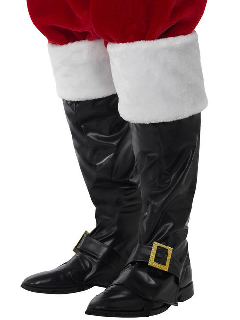 Adults Deluxe Santa Boot Covers