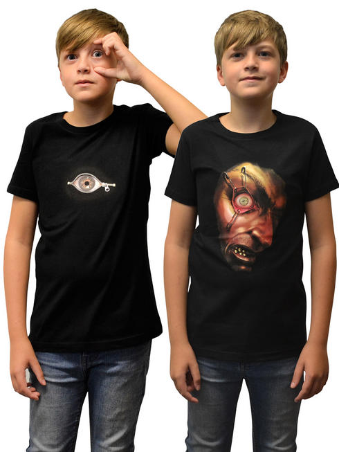 Kids Digital Dudz Moving Eye T-Shirt