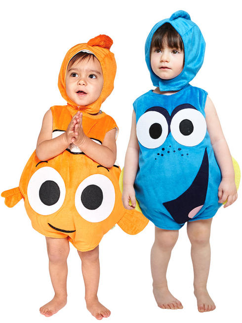 Baby Toddler Finding Nemo Costume