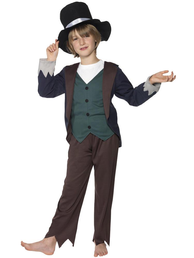 Boy S Poor Victorian Costume All Children Fancy Dress Hub
