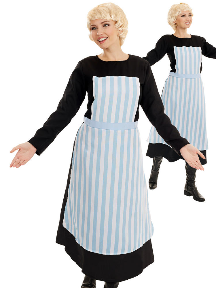 Ladies Maria Von Trapp Costume