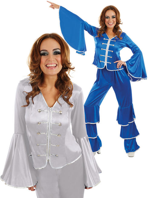 Ladies Dancing Queen Costume