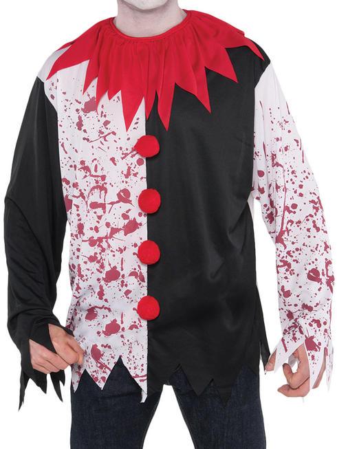 Men's Evil Clown Shirt