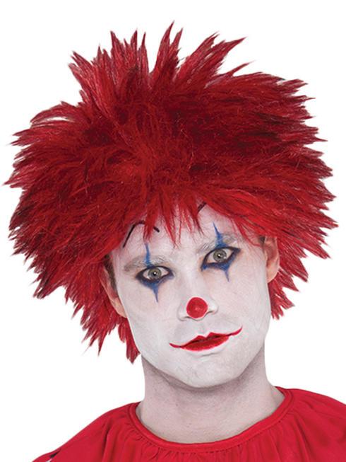Men's Evil Clown Wig