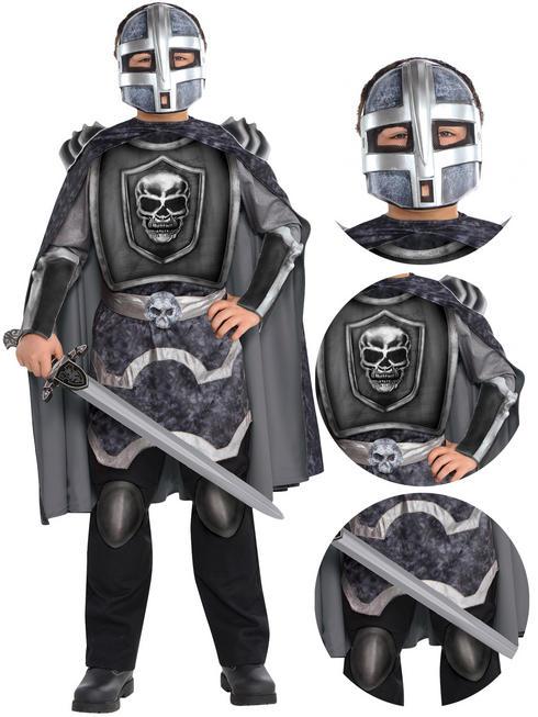 Boy's Knight Terror Costume