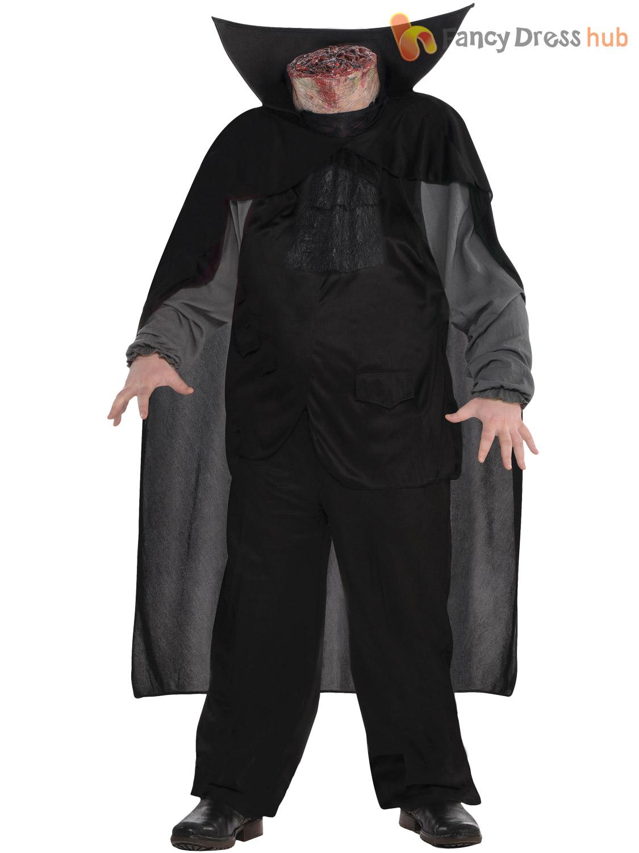 Boys-Headless-Horseman-Man-Costume-Boys-Sleepy-Hollow-  sc 1 st  eBay & Boys Headless Horseman Man Costume Boys Sleepy Hollow Halloween ...