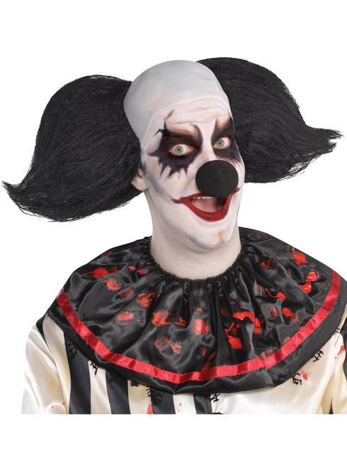 Men's Freakshow Clown Wig