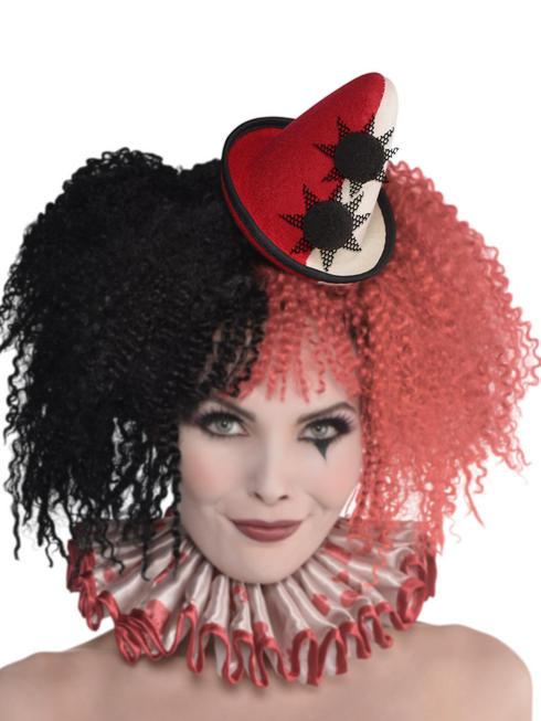 Ladies Freakshow Clown Headband