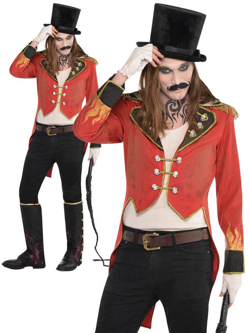 Men's Ringmaster Tailcoat