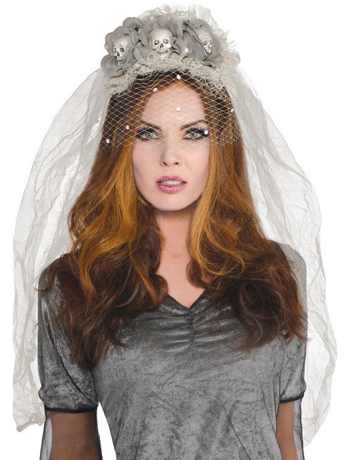 Ghost Bride Headband