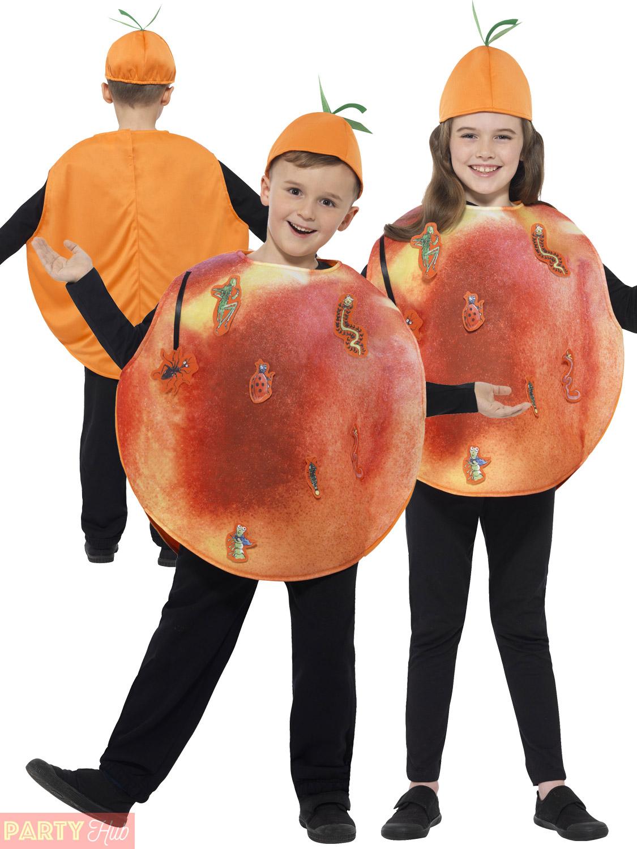 Kids-Roald-Dahl-Fancy-Dress-Up-Costume-World-  sc 1 st  eBay & Kids Roald Dahl Fancy Dress Up Costume World Book Day Week Boys ...