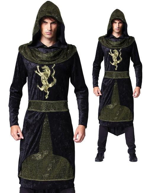 Men's Medieval Prince Costume