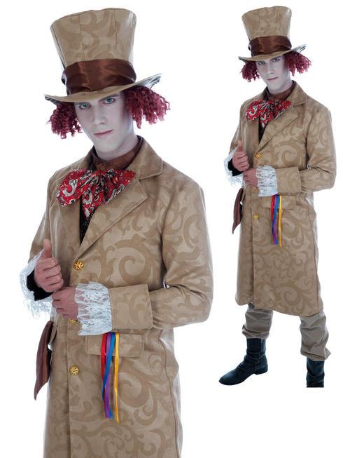 Men's Dickensian Toff Costume