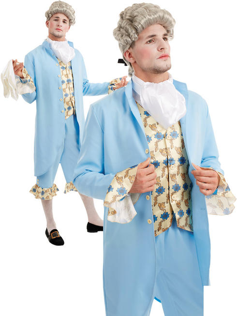 Men's Georgian Gent Costume