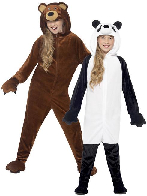 Kids Bear / Panda Costume
