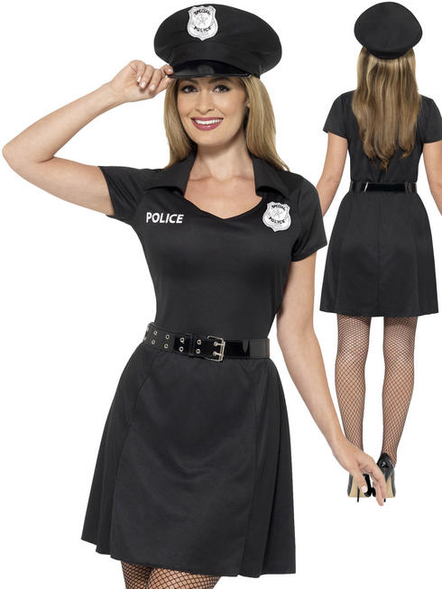 Ladies Special Constable Costume