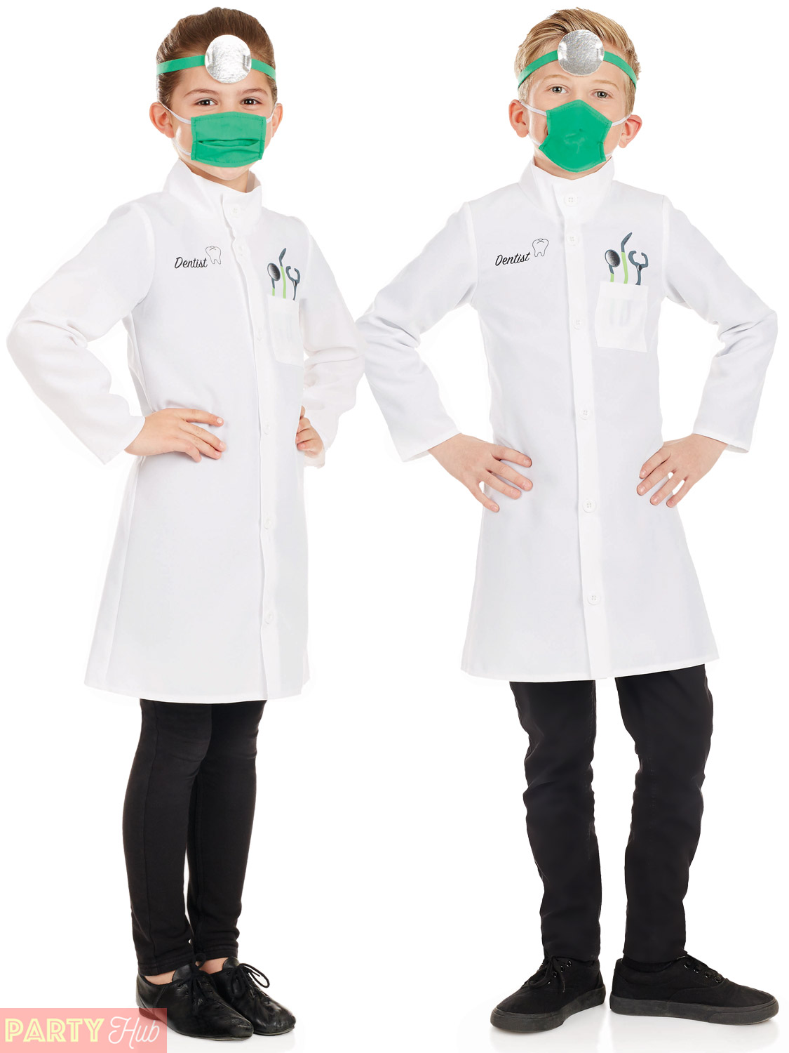 Lab Coat Costume Model Ideas