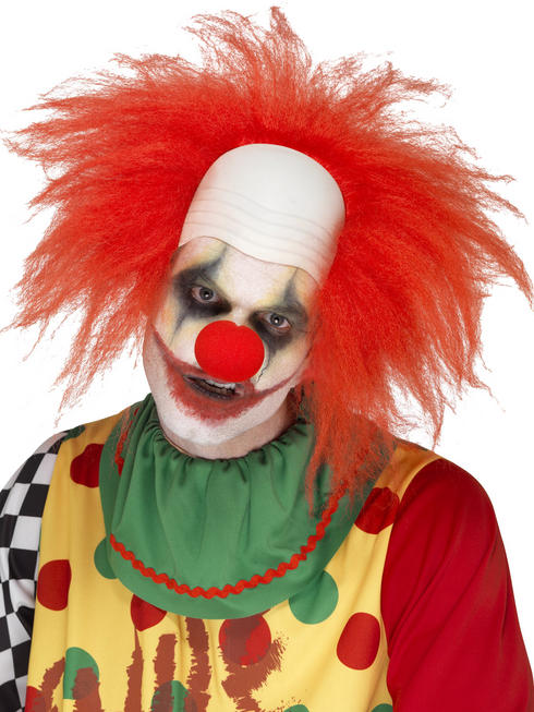 Adults Deluxe Clown Wig
