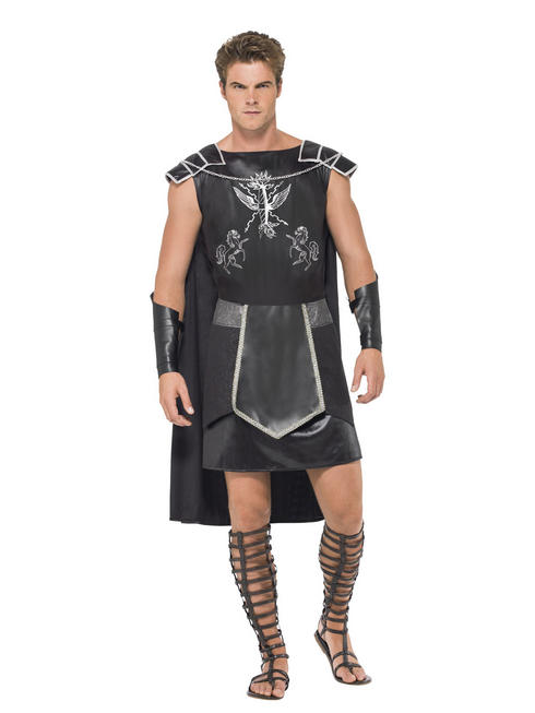 Men's Dark Gladiator Costume