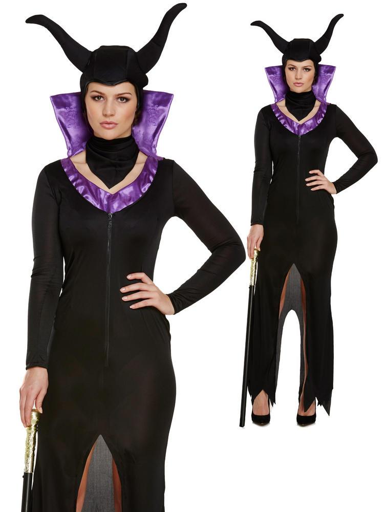 Ladies Evil Queen Costume