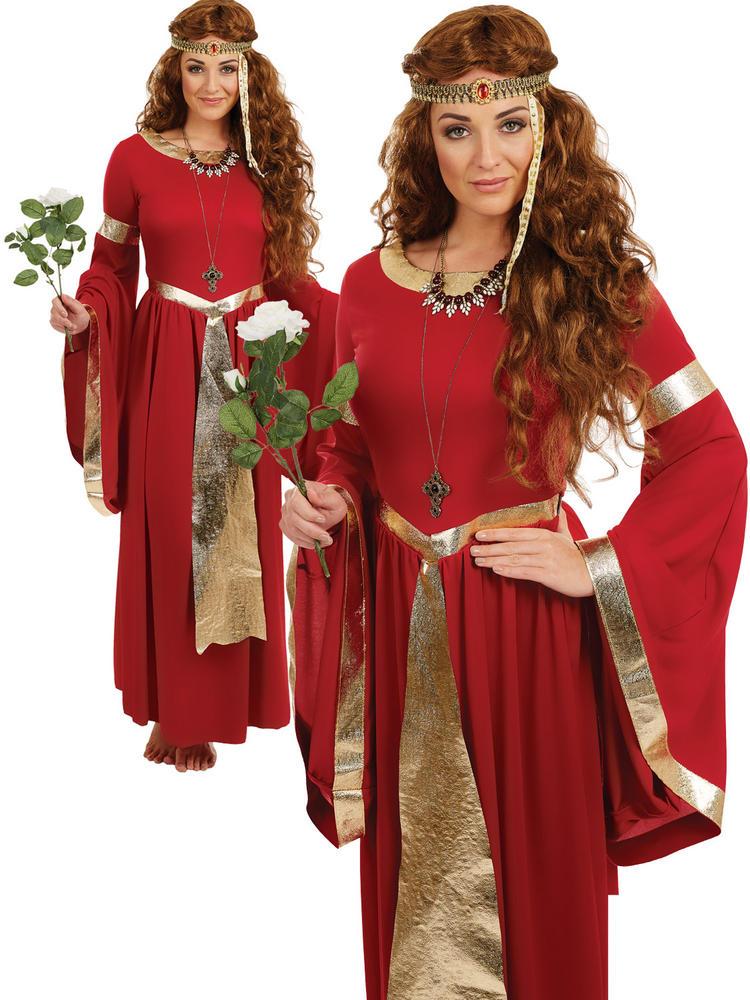 Ladies Lady Renaissance Costume