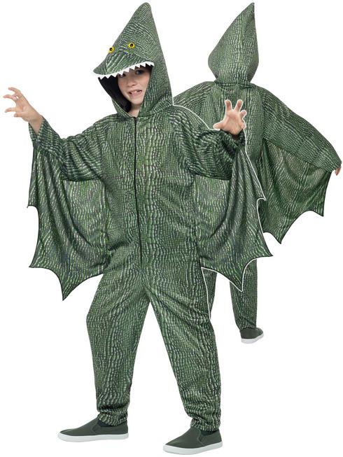 Kids Pterodactyl Dinosaur Costume