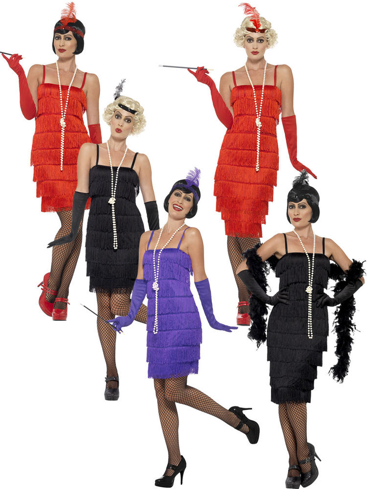 Ladies Flapper Costume