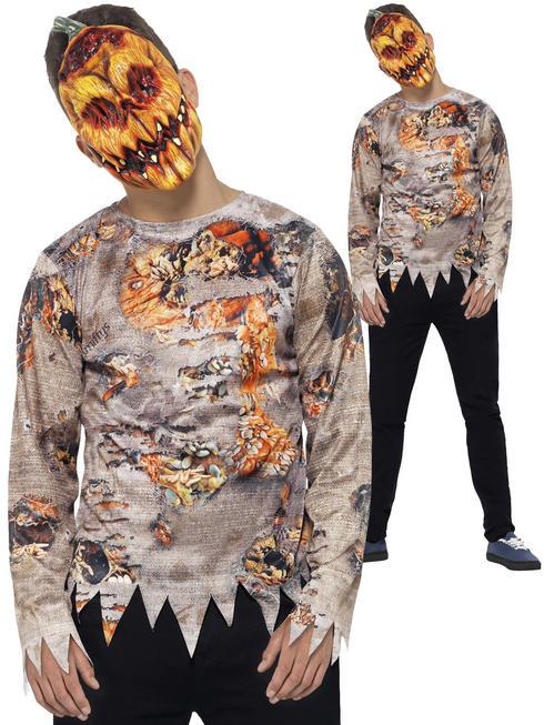 Boy's Teen Poison Pumpkin Costume