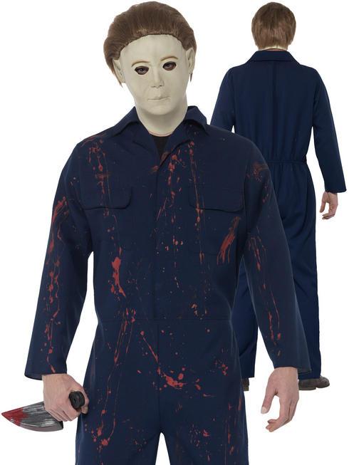 Men's Halloween Michael Myers Costume