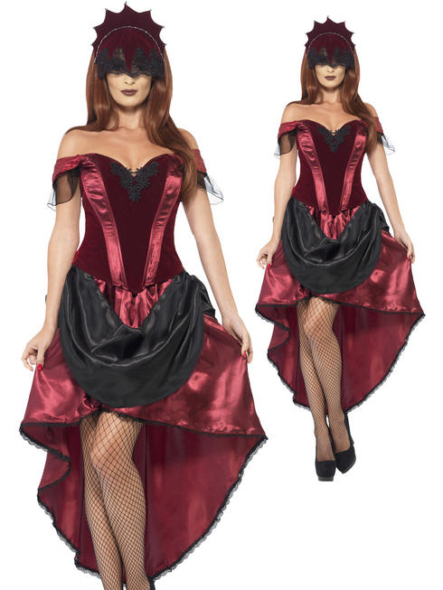 Ladies Venetian Temptress Costume