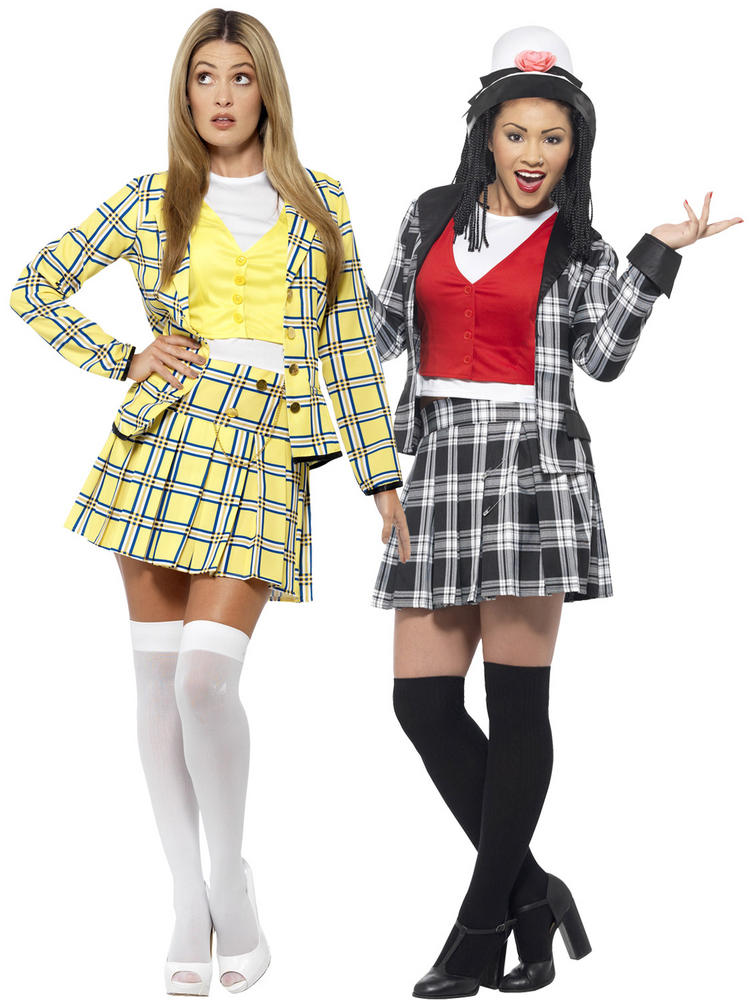 Ladies Clueless Costume