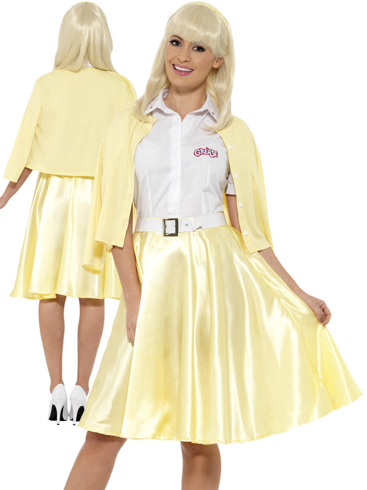 Ladies Grease Good Sandy Costume