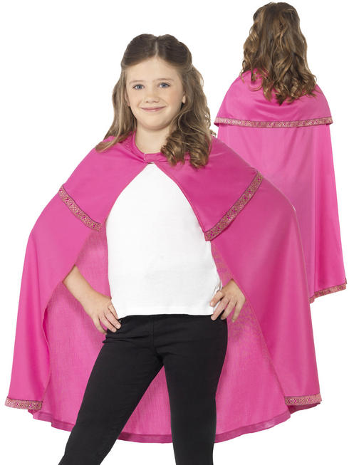 Child's Pink Cape