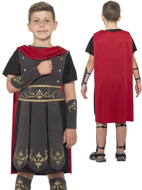 Boy's Roman Soldier Costume
