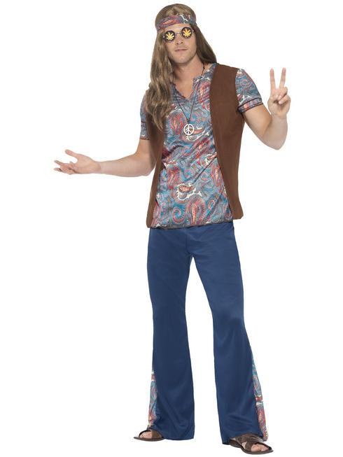 Men's Orion The Hippie Costume