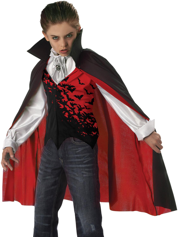 Boy/'s Transylvanian Vampire Costume