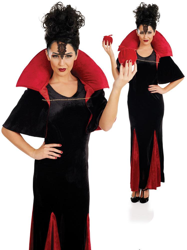 Ladies Queen of Evil Costume