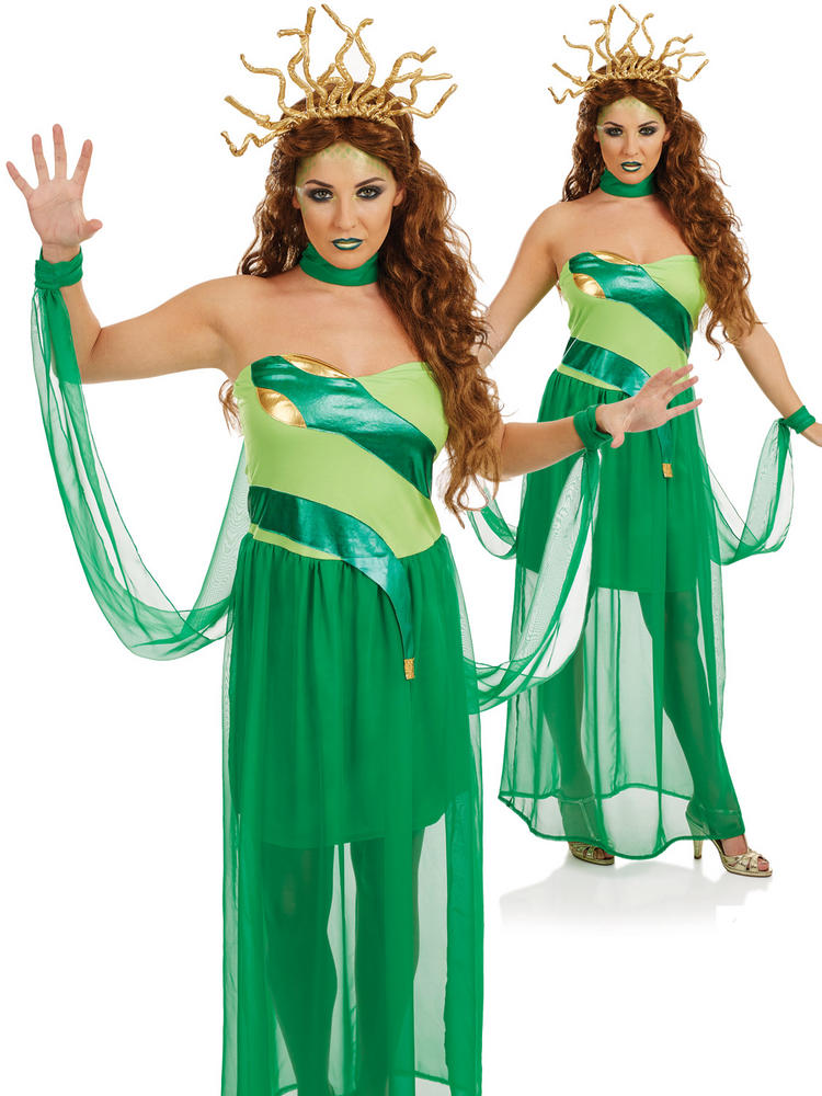 Ladies Medusa Costume