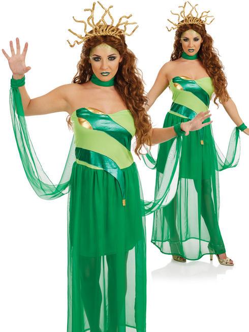 Ladies Medusa Costume