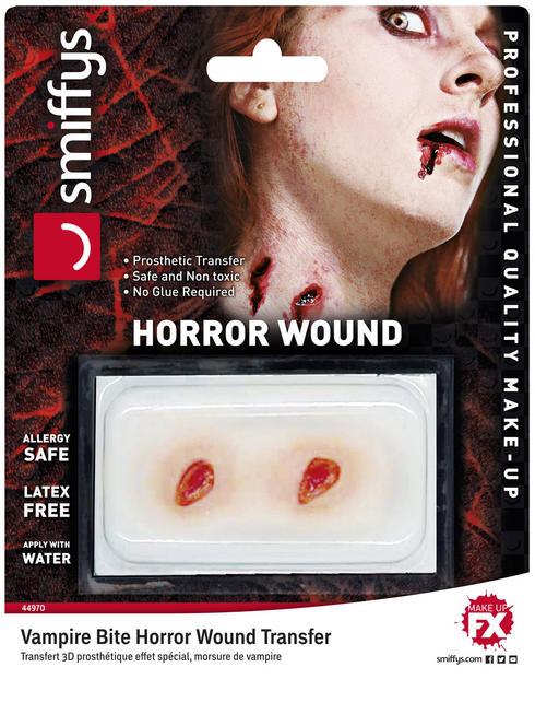 Vampire Bite Wound Transfer
