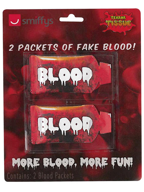 2 x 5ml Super Realistic Fake Blood