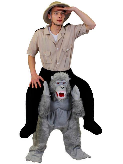 Adults Gorilla Pick Me Up Costume