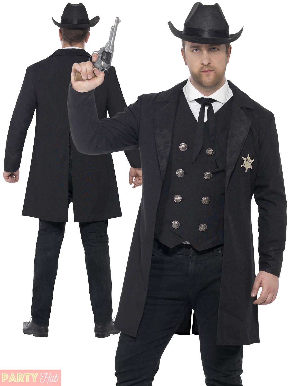 Mens-Ladies-Wild-West-Costume-Sheriff-Saloon-Girl-