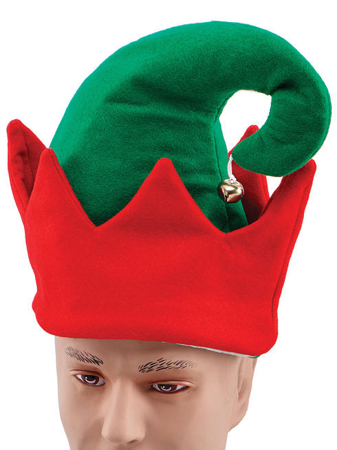 Elf Jingle Bell Hat