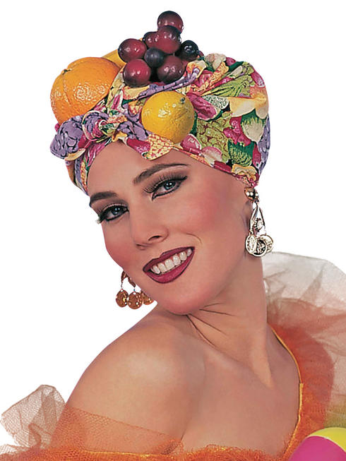 Ladies Fruit Headpiece